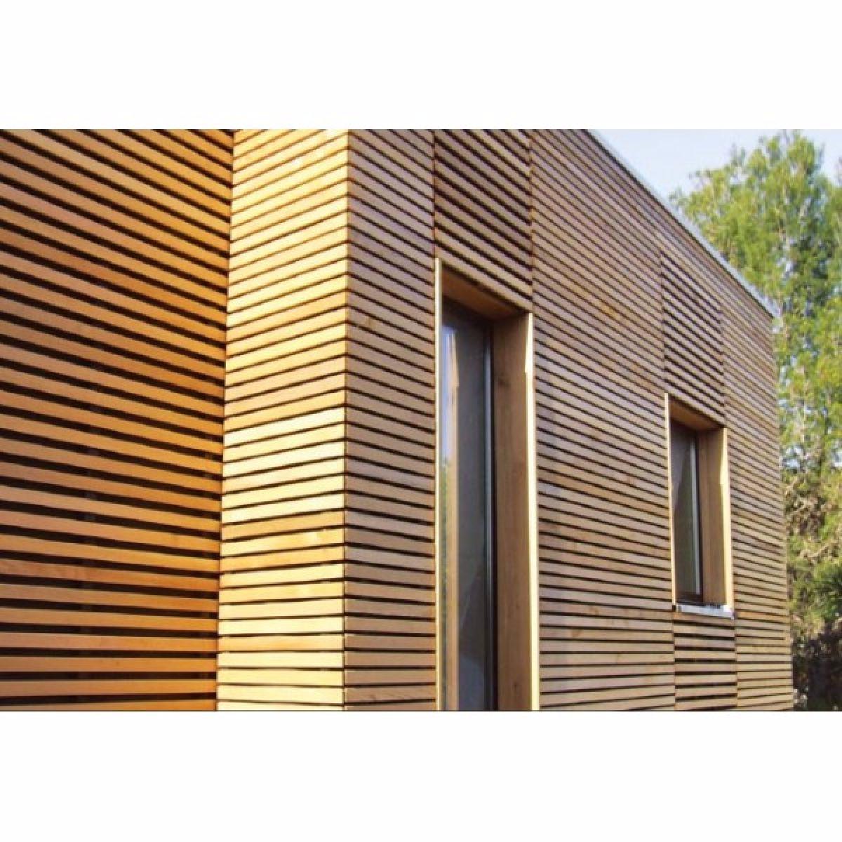 bardage claire voie ajour e ou pleine vente de bois. Black Bedroom Furniture Sets. Home Design Ideas