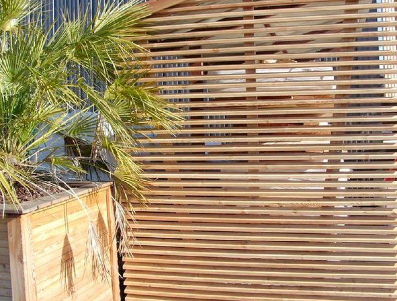 Super Bois pour brise-vue en Gironde et aux Antilles TC72